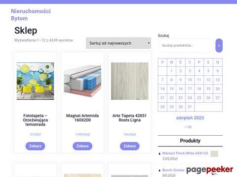 Nieruchomosci-bytom.pl - biuro nieruchomości