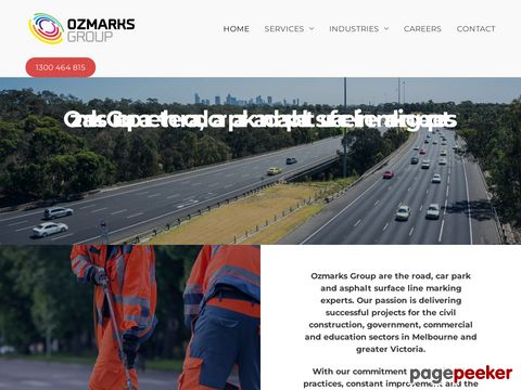Screeshot of Playground Markings Service Melbourne