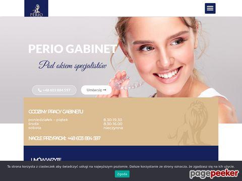 Gabinet stomatologiczny Warszawa Centrum