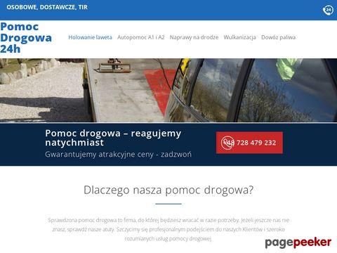Pomoc Drogowa SOS