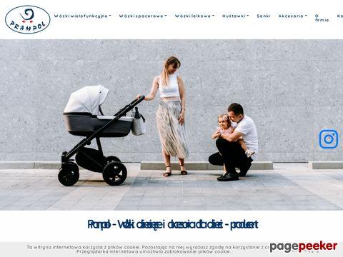 PRAMPOL Wózki dziecięce producent
