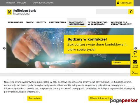 Raiffeisen Polbank - konta dla firm