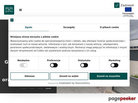 Rrgranity.pl, trawertyn