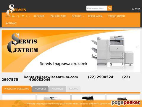 Serwis Centrum - serwis kserokopiarek