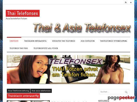 Details : Thai Telefonsex Asia Sextelefon Fotzen