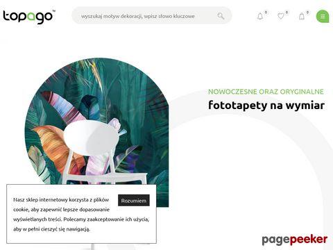 Więcej o stronie : Fototapety na wymiar | TOPAGO.eu