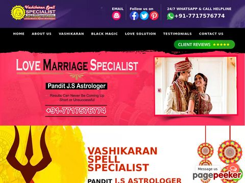 Screeshot of real tona totka in hindi | vashikaran totke ka tor