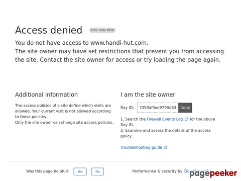 Screeshot of covered bicycle parking