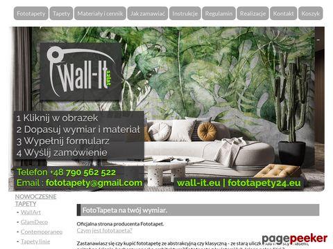 Fototapety Wall-it