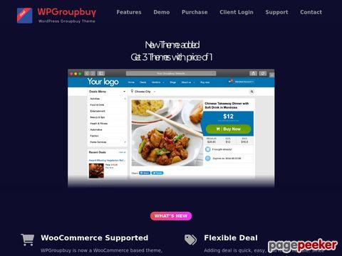 WPGroupbuy Coupon Codes