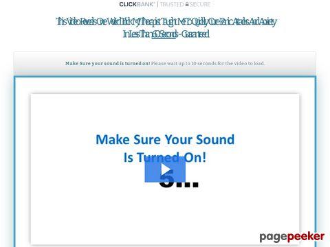 60secondpanicsolution.com