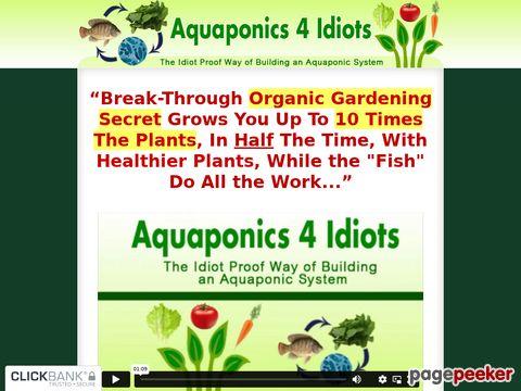 Aquaponics4idiots.com