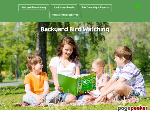 Backyardbirdwatching.com.au