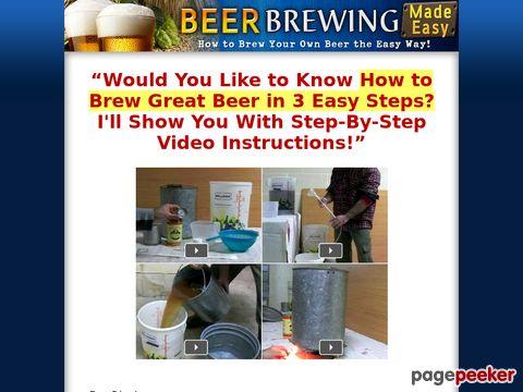 Beerbrewingmadeeasy.com