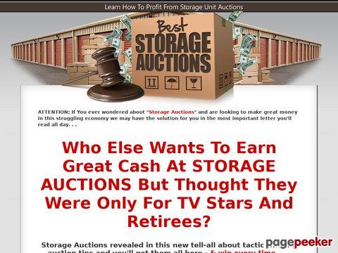 Beststorageauction.com