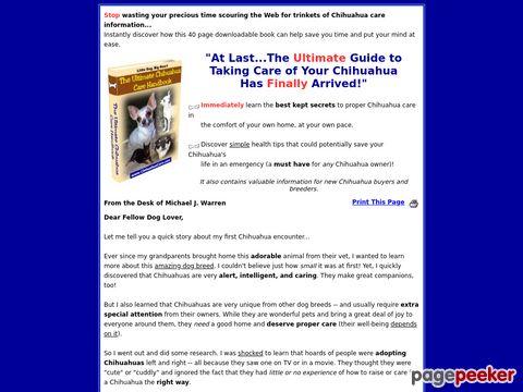 Chihuahuacare.com