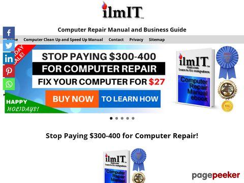 Computerrepairebook.com
