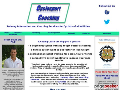 Cyclesportcoaching.com