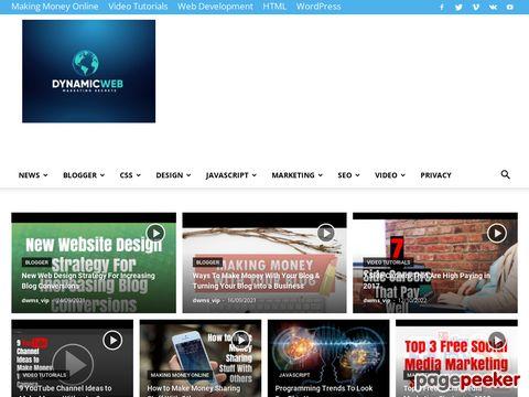 Dynamicwebmarketingsecrets.com