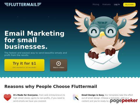 Fluttermail.com
