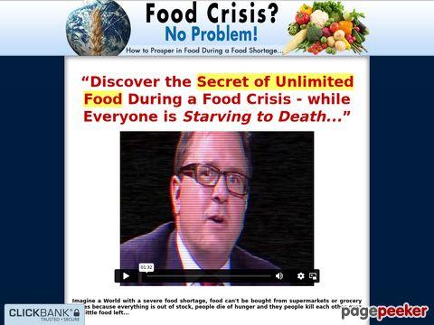 Foodcrisisnoproblem.com