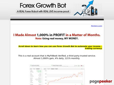 Forexgrowthbot.com