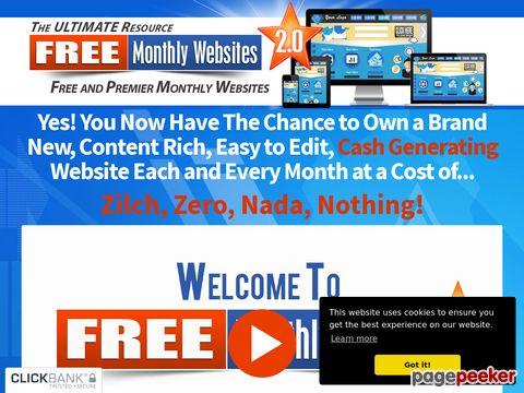 Freemonthlywebsites2.com