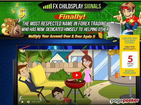 Fxchildsplaysignals.com