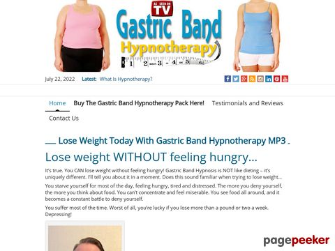 Gastricbandhypnotherapy.net