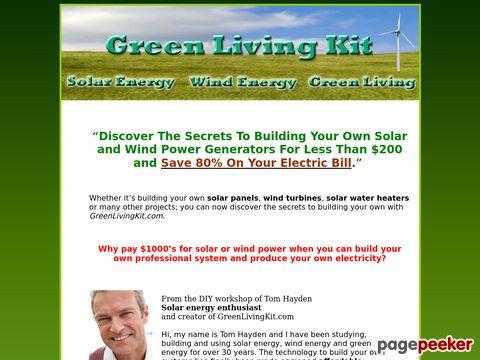 Greenlivingkit.com
