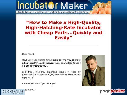 Incubatormaker.com