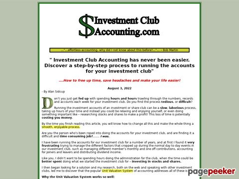 Investmentclubaccounting.com