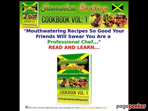 Jamaicacookingcookbook.com
