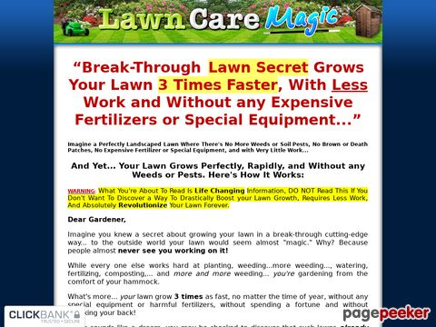 Lawncaremagic.com