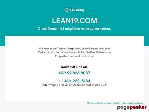 Lean19.com