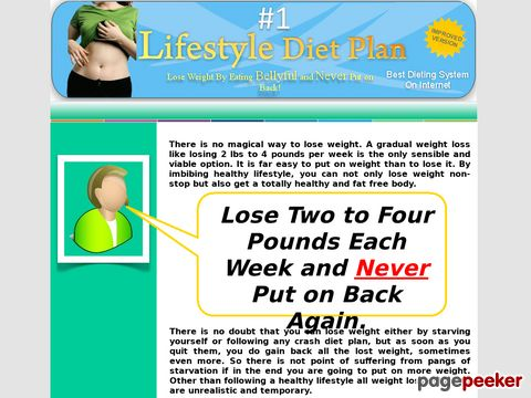 Lifestyledietplan.com