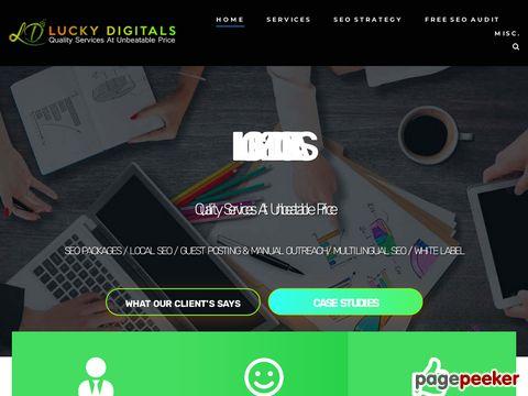 Luckydigitals.com