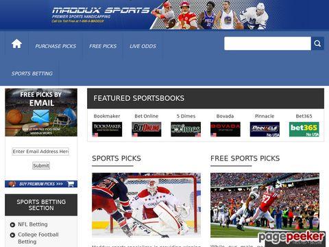 Madduxsports.com