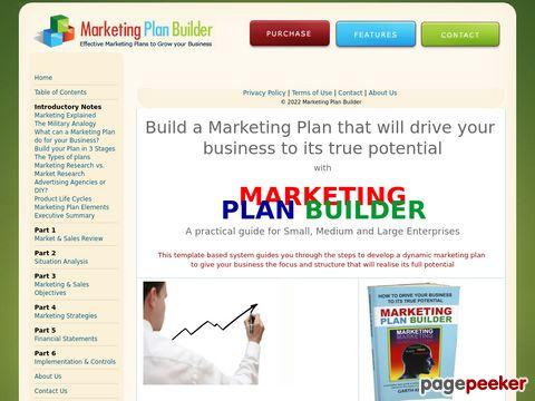 Marketingplanbuilder.com