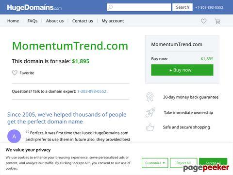 Momentumtrend.com