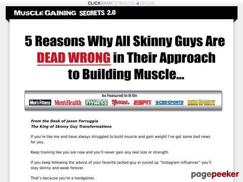 Musclegainingsecrets.com