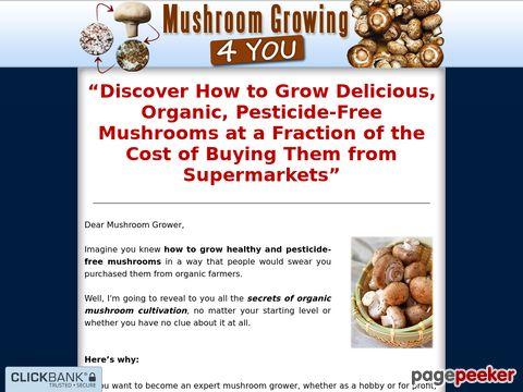 Mushroomgrowing4you.com