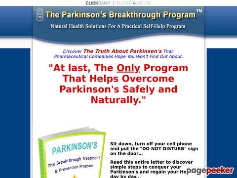 Parkinsons-disease-cure.com
