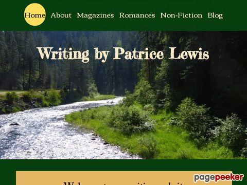 Patricelewis.com