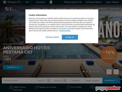 Pestana.com