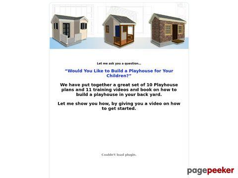 Plansforplayhouse.com