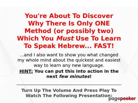 Practicalhebrew.com