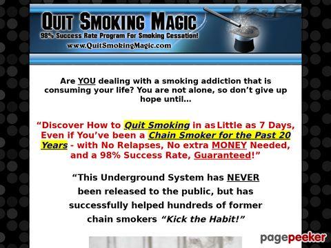 Quitsmokingmagic.com