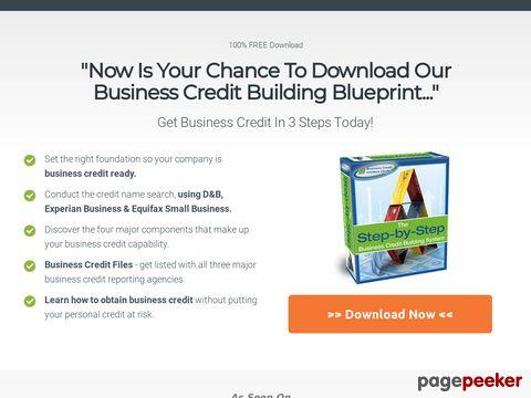 Startbusinesscredit.com