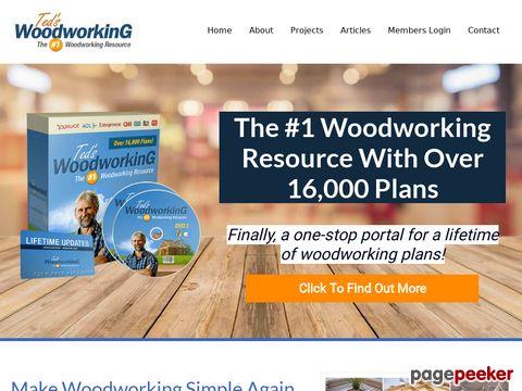 Tedswoodworking.com
